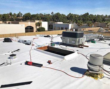 TPO Roof San Clemente