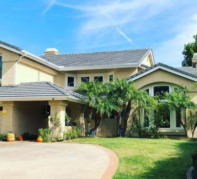 Concrete Tile Roof Olivenhain